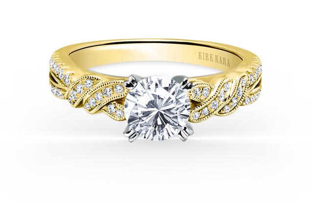 Kirk Kara - K133RY.jpg - brand name designer jewelry in Elmhurst, Illinois