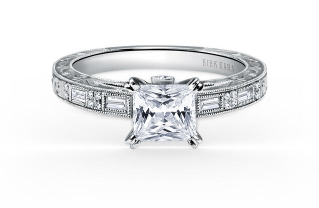 Kirk Kara - K138S.jpg - brand name designer jewelry in Elmhurst, Illinois