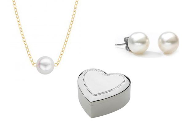Add-A-Pearl - add-a-pearl-necklace-earrings-heart.jpg - brand name designer jewelry in Latrobe,