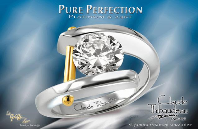 Claude Thibaudeau - claudethibaudeau01.jpg - brand name designer jewelry in San Diego, California