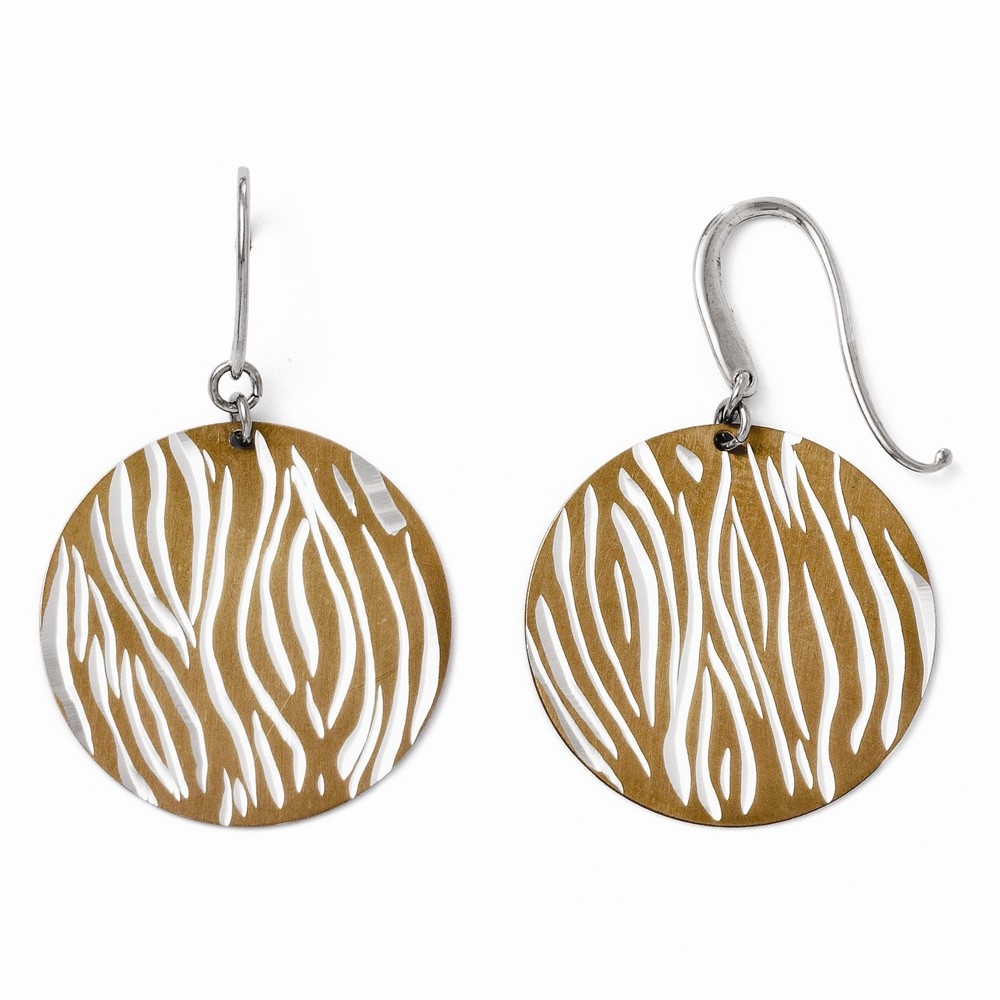 Leslie's - leslies-gold-earrings-FE96.jpeg - brand name designer jewelry in Wauchula, Florida