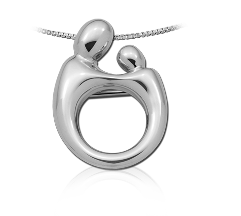 Mother & Child - motherchild03.png - brand name designer jewelry in Hickory, North Carolina