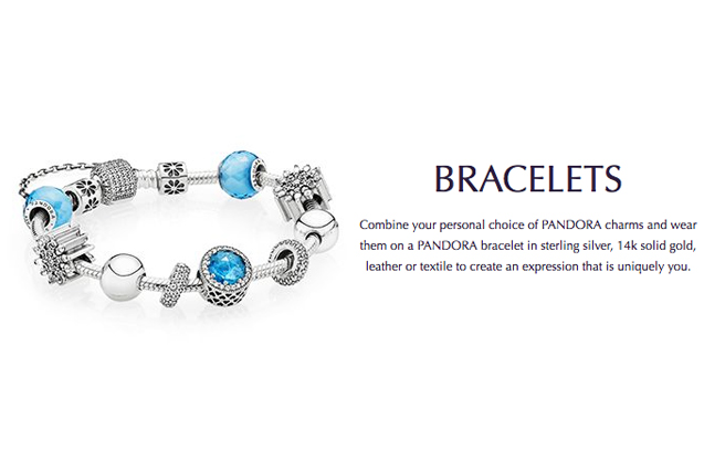 Pandora - pandora-bracelets.jpg - brand name designer jewelry in Enumclaw, Washington