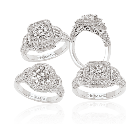 Romance Diamond - romance01.png - brand name designer jewelry in Wauchula, Florida