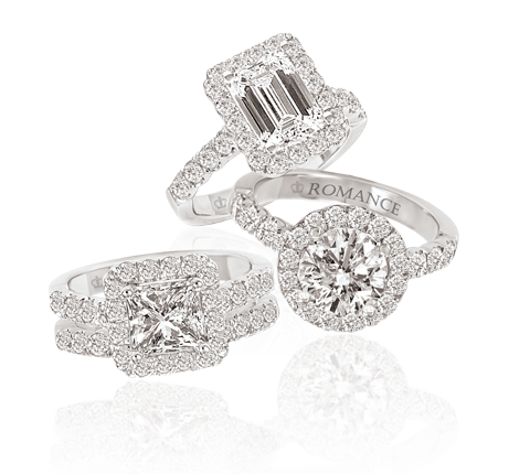 Romance Diamond - romance02.png - brand name designer jewelry in Wauchula, Florida