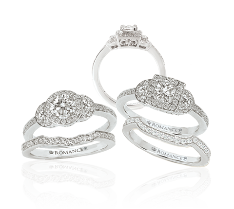 Romance Diamond - romance03.png - brand name designer jewelry in Wauchula, Florida