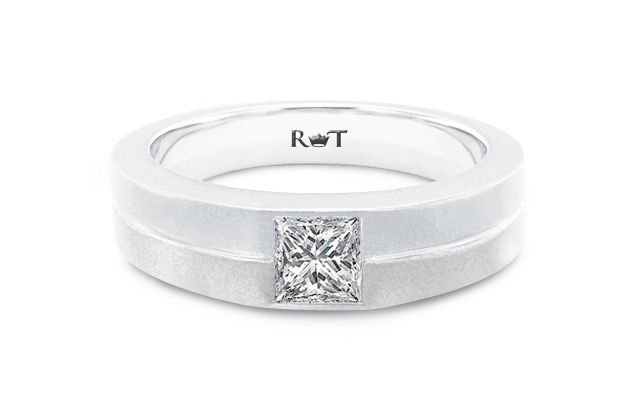 Rony Tennenbaum - rony_tennenbaum_diamond_solitaire_engagement_gay_lesbian_marriage_wedding_ring_fusion_RJ5102W.jpg - brand name designer jewelry in Oceanside, New York
