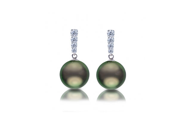 Imperial Pearls - thitian-earring-926040BWH.jpg - brand name designer jewelry in Conroe, Texas