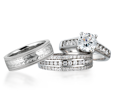 Signature Bridal - uniqueset04.png - brand name designer jewelry in Mundelein, Illinois