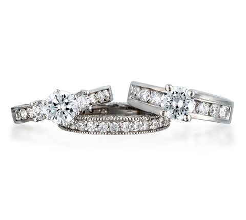 Signature Bridal - uniqueset05.png - brand name designer jewelry in Mundelein, Illinois
