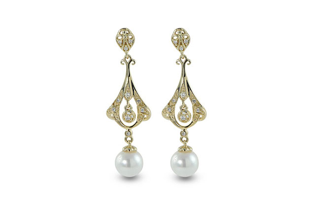 Imperial Pearls - vintage-earring-926888.jpg - brand name designer jewelry in Conroe, Texas