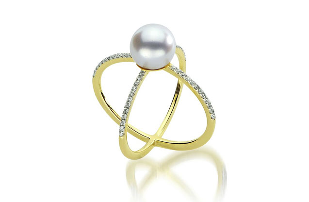 Imperial Pearls - x-ring-917659A.jpg - brand name designer jewelry in Conroe, Texas