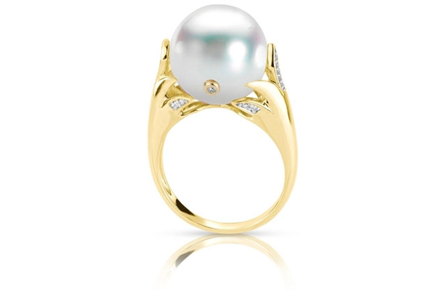 Imperial Pearls - yellow-claw-ring-919948.jpg - brand name designer jewelry in Conroe, Texas