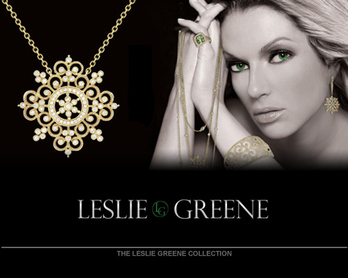 A true designer, Leslie's collections are the culmination of her creative interests, including fashion, home decor, antiquing and the fine arts. As an avid world traveler, rare antiques, vintage wallpapers and historical architecture lend inspiration to new designs. The daughter of a textile designer, Leslie is also very much influenced by fashion and fabrics of the past and present.