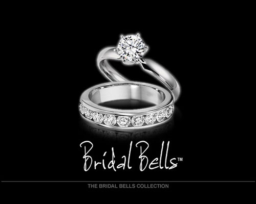 Our Bridal Bells collection is the natural way to show your love for each other. Our engagement rings are like the brilliance of a sunset captured in diamonds that shine like stars in the sky. Each band represents true love, eternal as the sunrise, in every day spent together. Bridal Bells. Inspired by nature, designed for love.