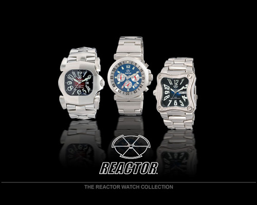 "The goal of Reactor is to develop the best built sport watches ever conceived, while developing a style that is uniquely their own. The Elite Series is the ultimate expression of that goal. Every Reactor Elite watch was designed from a blank piece of paper. Each watch has a specific story, inspired from many different ideas, but the end result is a ""must have conversation piece."" The Sport Collection is the heart of the Reactor line, incredibly tough and built to withstand the rigors of your active lifestyle. Every watch in the Sport Collection features the Reactor DNA, a k..."