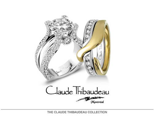 "Claude Thibaudeau has been designing distinctive jewelry collections since he was 25 years old, from the basement of his own home. Since then, his award winning designs have come a long way, and are now available at many of the finest jewelry boutiques in the United States, Canada and Europe. Claude's enthusiasm and love of jewelry design can be directly attributed to his positive attitude, unique view of the world's natural and man-made creations, and his philosophy of ""every day surpassing what has been acheived yesterday""."